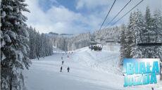 W Chamonix 350 cm śniegu