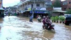 Spuszczą wodę z centrum, zaleją przedmieścia