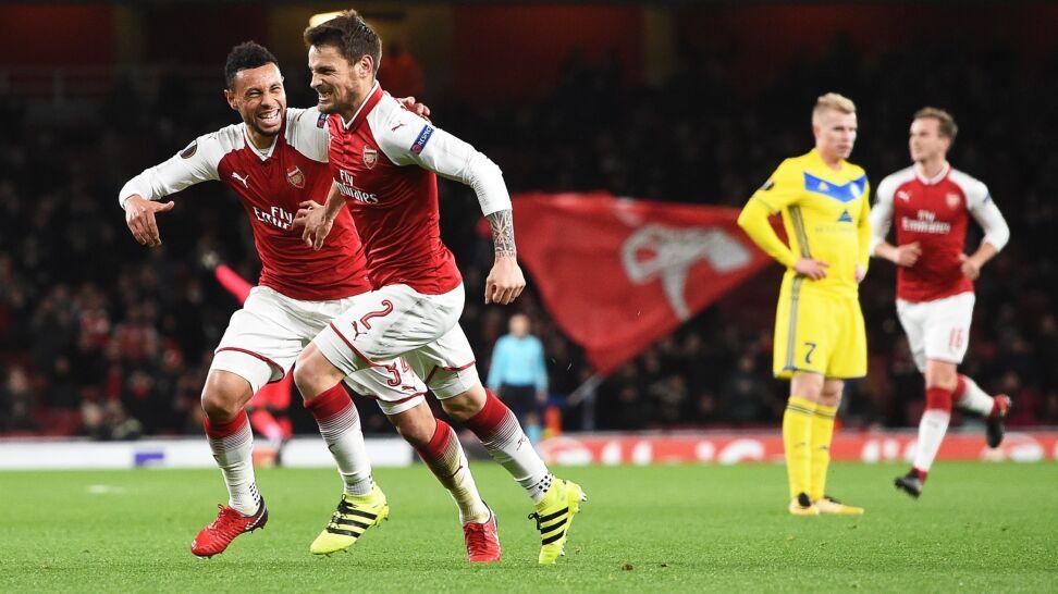 Milan się skompromitował, Arsenal zdemolował