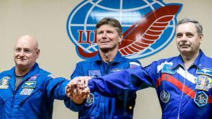 Rozpoczął się eksperyment na ISS.Część astronautów spędzi tam aż rok