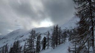 Nad Alpy nadciągną deszczowe chmury