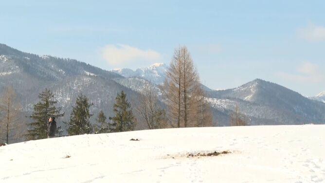 Zima nie powiedziała ostatniego słowa. <br />W Zakopanem znowu śnieg