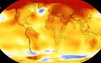 Rok 2018 był czwartym najcieplejszym w historii pomiarów